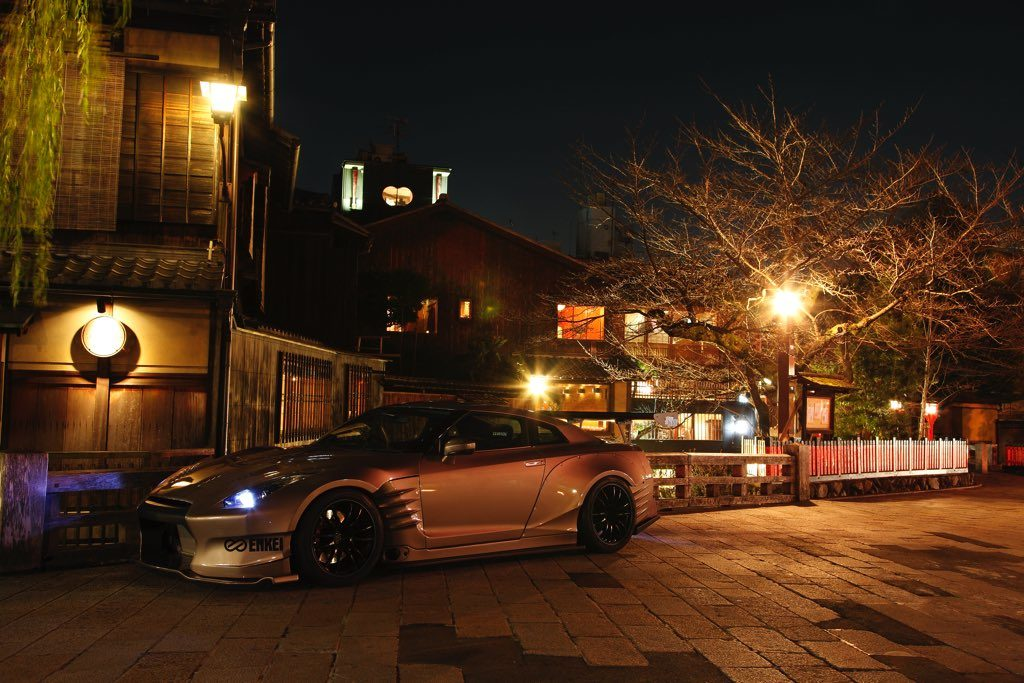 【SuperTuned Portrait】祇園×Ben Sopra GT-R Street spec[R35]